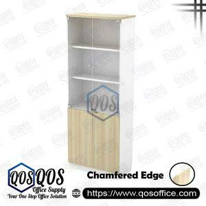 Workstation-Swing-Glass-Door-High-Cabinet-QOS-B-YGD21E