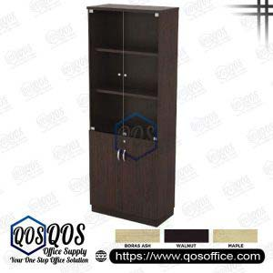 Workstation-Swinging-Glass-Door-High-Cabinet-QOS-Q-YGD21