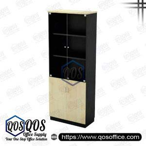 Workstation-Swinging-Glass-Door-High-Cabinet-QOS-T-YGD21