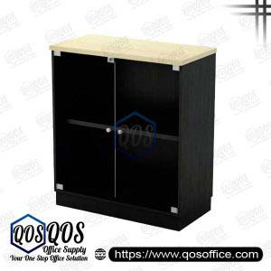 Workstation-Swinging-Glass-Door-Low-Cabinet-QOS-T-YG9
