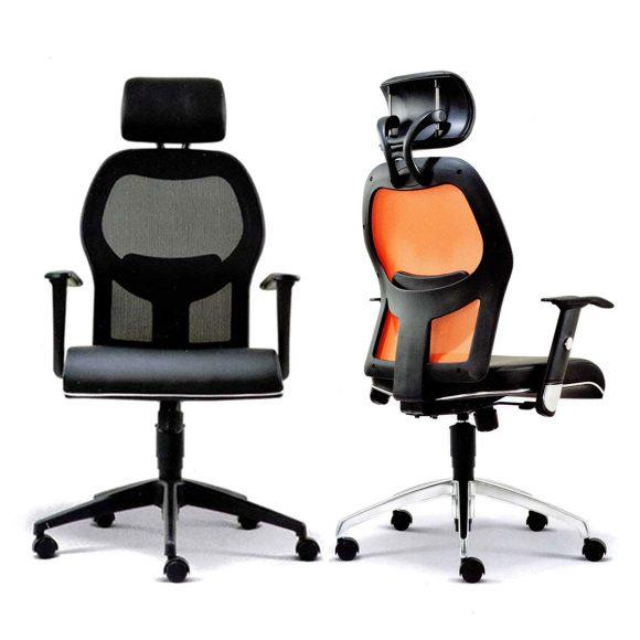 QOS-Front-Cover Ergonomic Mesh Chair